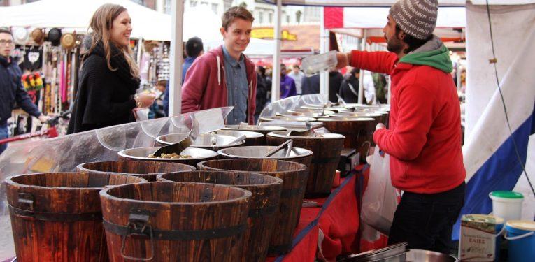 Street Food Festival.
